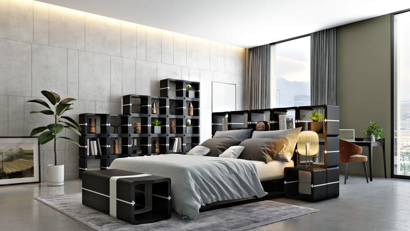 interesting bild oben bcherregal sitzbank und nachttisch with nachttisch hhe 50 cm - Ovaler Broteppich