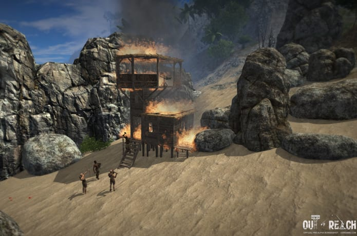 Out Of Reach - MMO survival game | Indiegogo