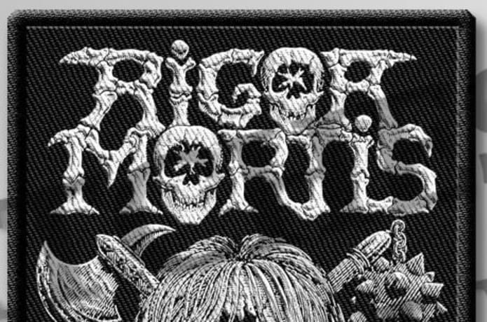 Rigor Mortis New Album - SLAVES TO THE GRAVE | Indiegogo