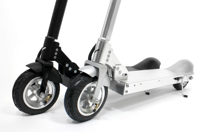 VOMO - 20mph High Performance Electric Scooter | Indiegogo