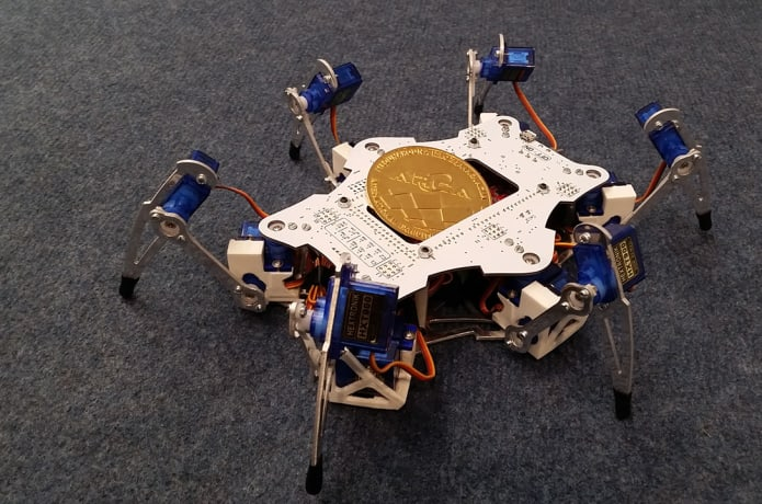 STEMI - A Robot You Can Make On Your Own At Home | Indiegogo