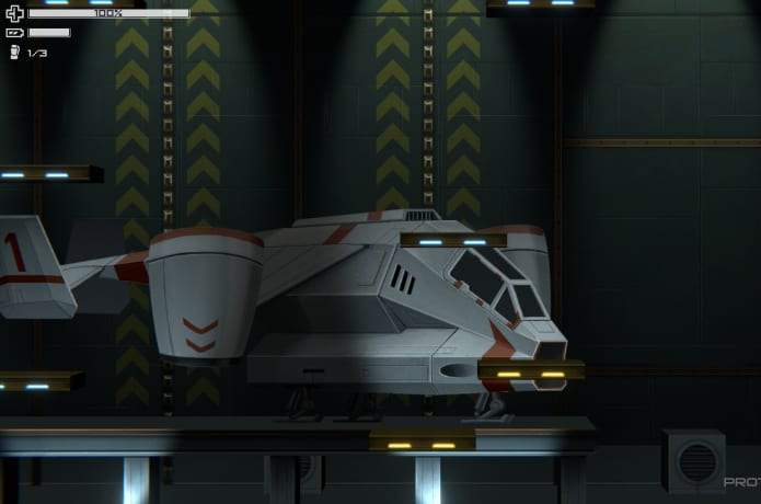 COMA - Cyberpunk Metroidvania Shooter | Indiegogo