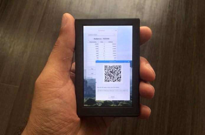 Noodle Pi: The Smallest, Lightest Handheld PC | Indiegogo