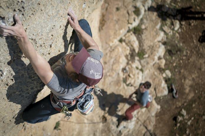 Climbing Palestine Guidebook   Indiegogo