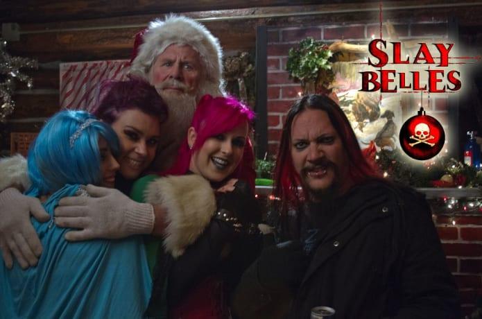 Slay Belles: Santa vs Krampus | Indiegogo