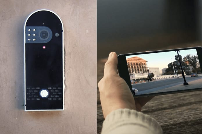 dbell live: Smartest Video Doorbell & Security Cam | Indiegogo