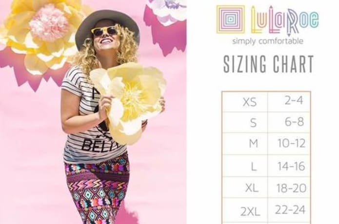 LuLaRoe: Yessie W - Say YES with YESsie! | Indiegogo