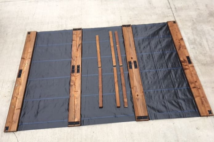 EasiDeck Modular Deck Kits: assemble with no tools   Indiegogo