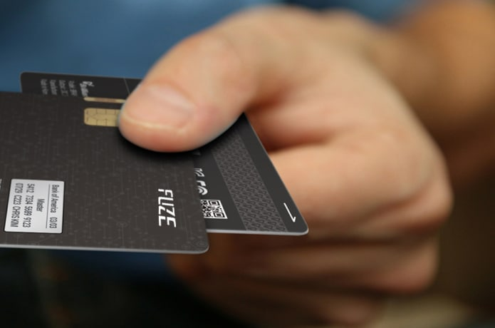 Fuze Card: Your Whole Wallet in One Card   Indiegogo