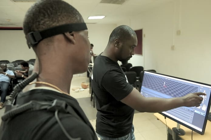 DAWN OF THUNDER: African 3d Animated Epic of SANGO   Indiegogo