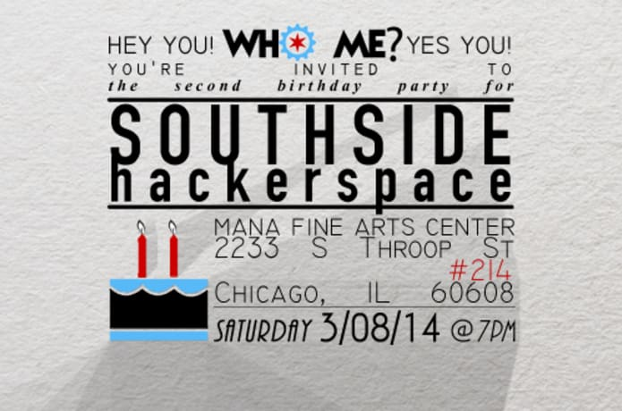 South Side Hackerspace Chicago | Indiegogo