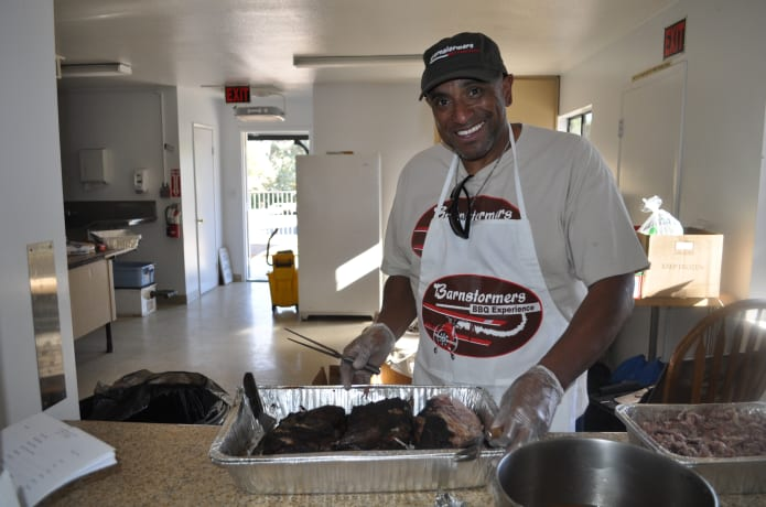 Barnstormers BBQ Experience | Indiegogo