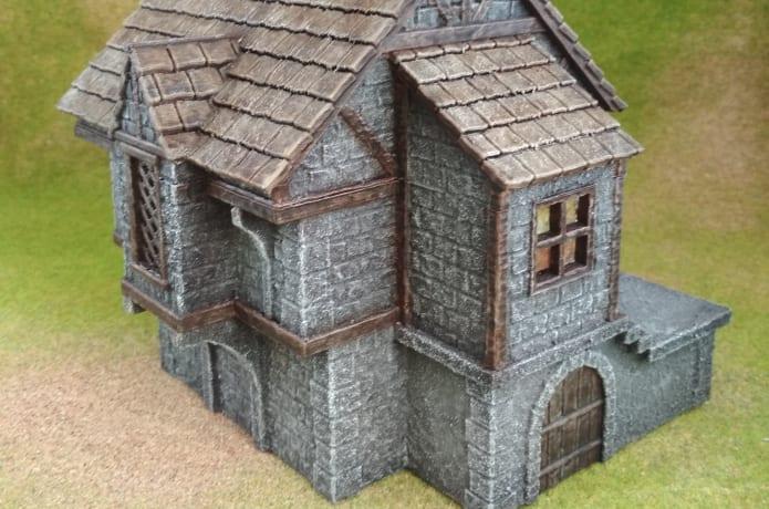 3D Printable Terrain for Wargaming by URBANMATZ 3D | Indiegogo