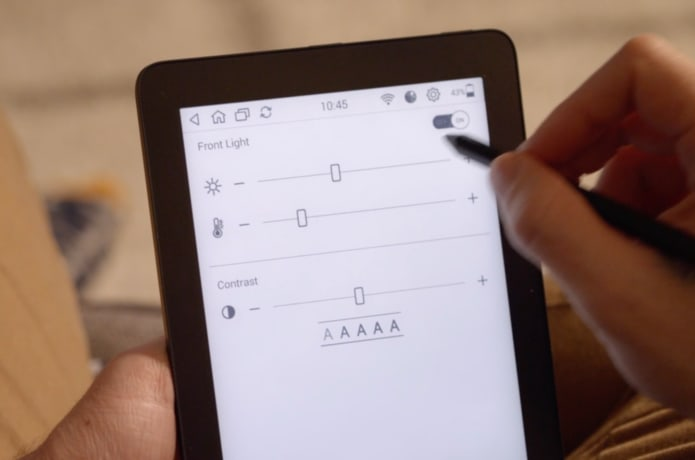 MobiScribe: The E-ink Notepad   Indiegogo