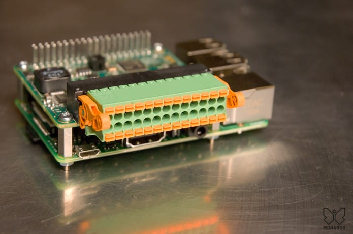 Monarco HAT: Industrial interface for Raspberry Pi | Indiegogo