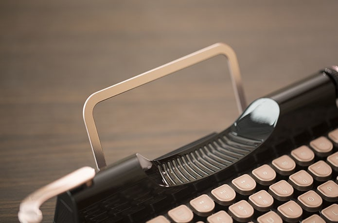 Rymek Retro Bluetooth Mechanical Keyboard | Indiegogo
