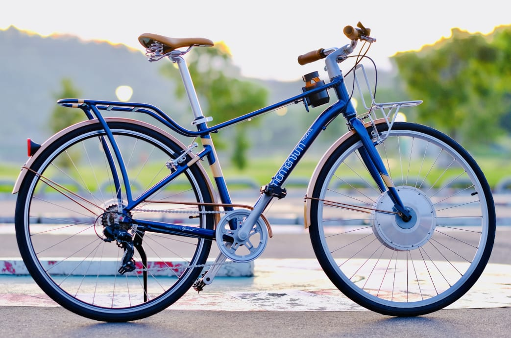 E-rim: Let's e-bike
