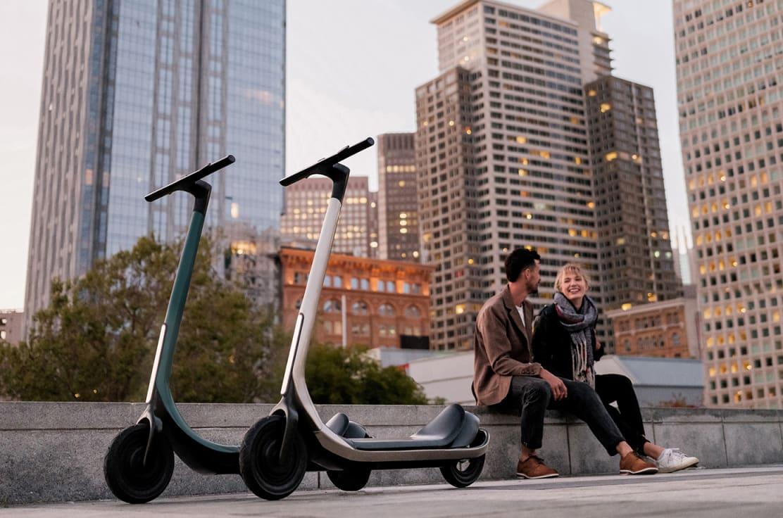 Scotsman All-Carbon Fiber Scooter