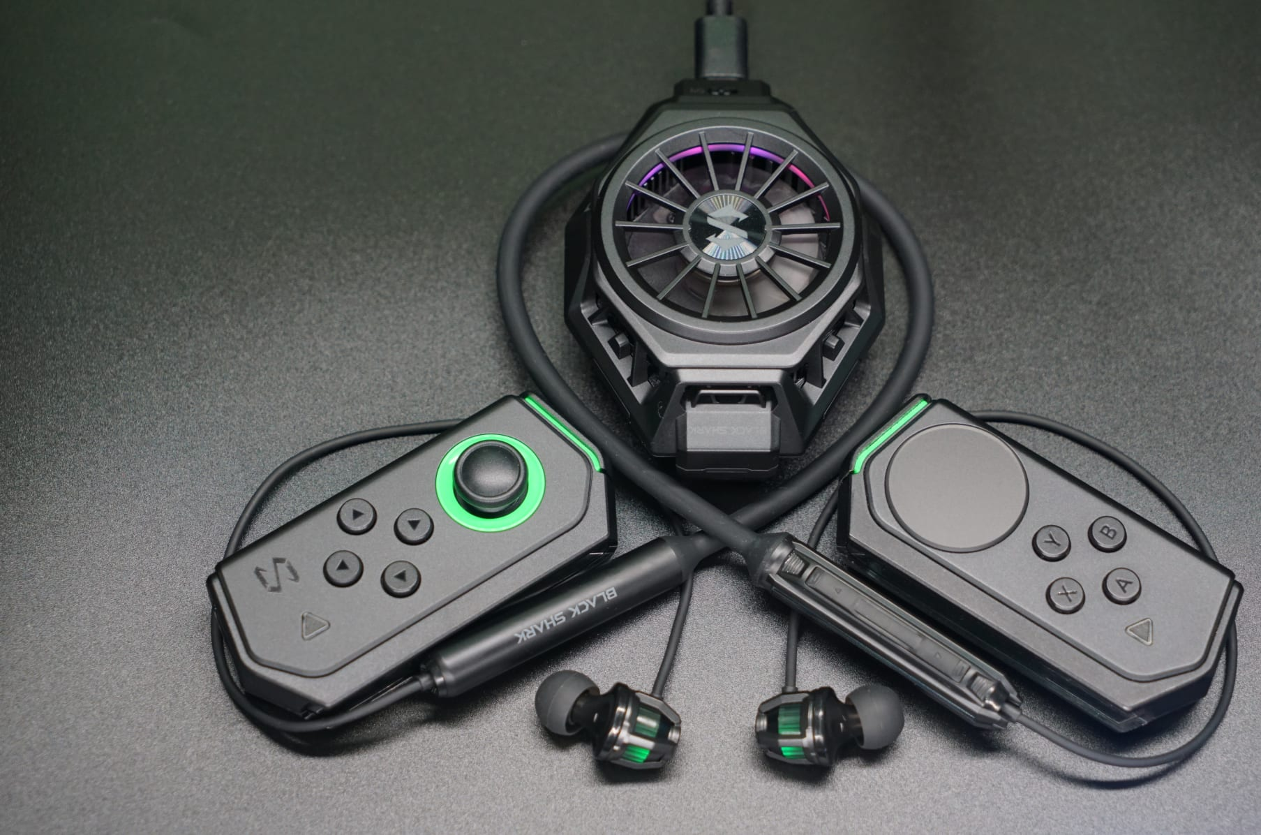 Black Shark Ophidian Gaming Earbuds Fix Audio Lag Indiegogo