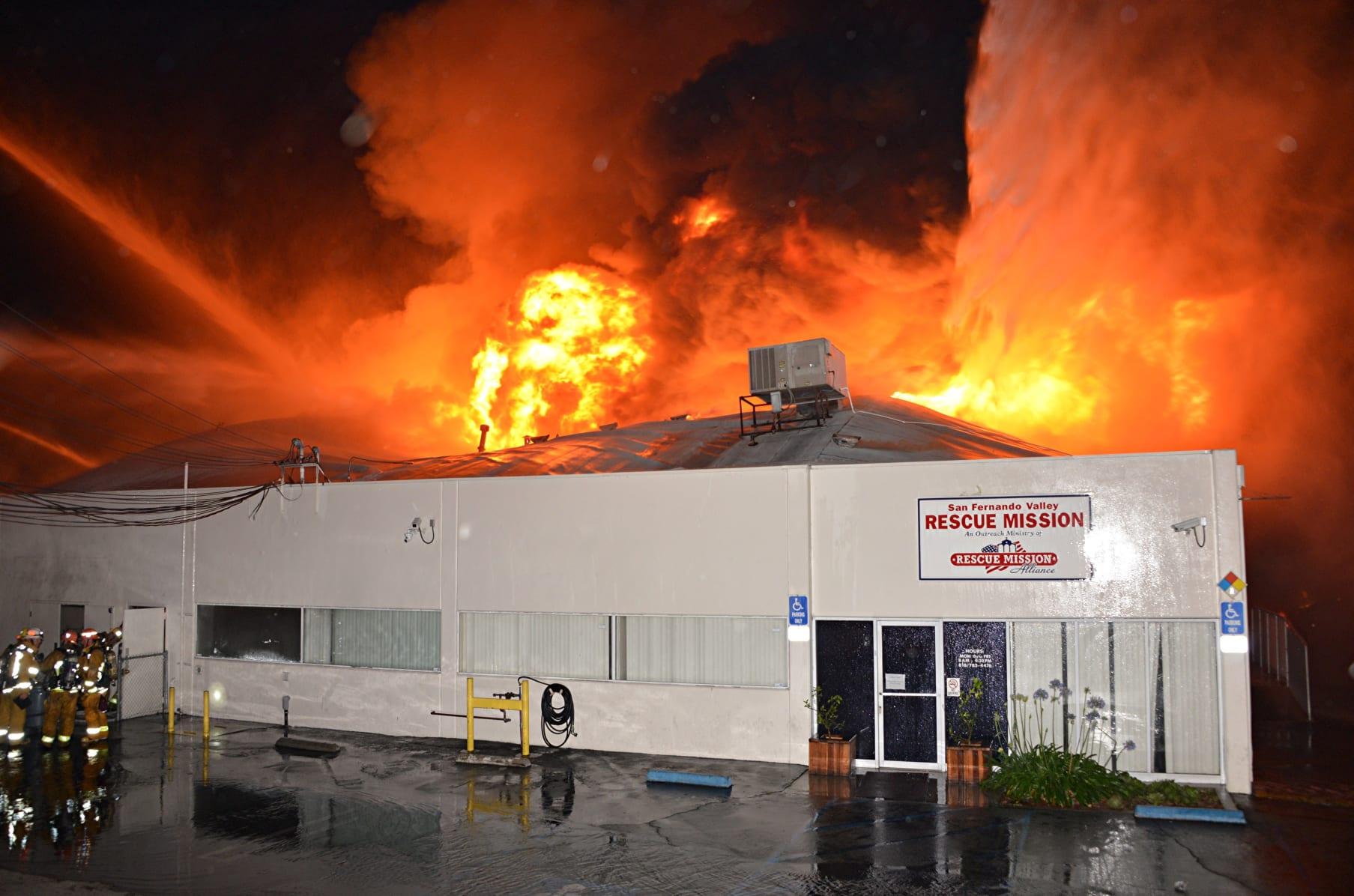San Fernando Valley Rescue Mission goes Home Again   Indiegogo
