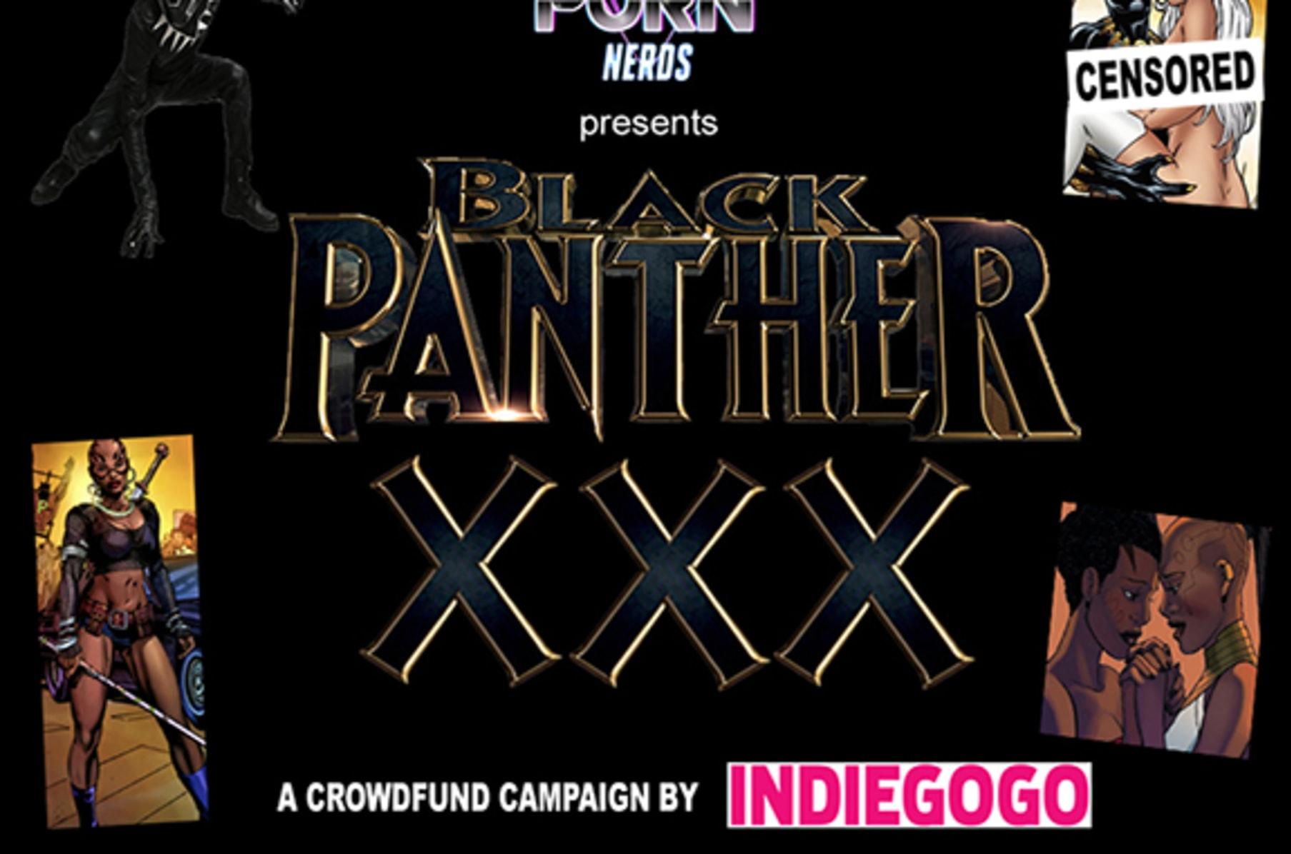 Black Panther Xxx