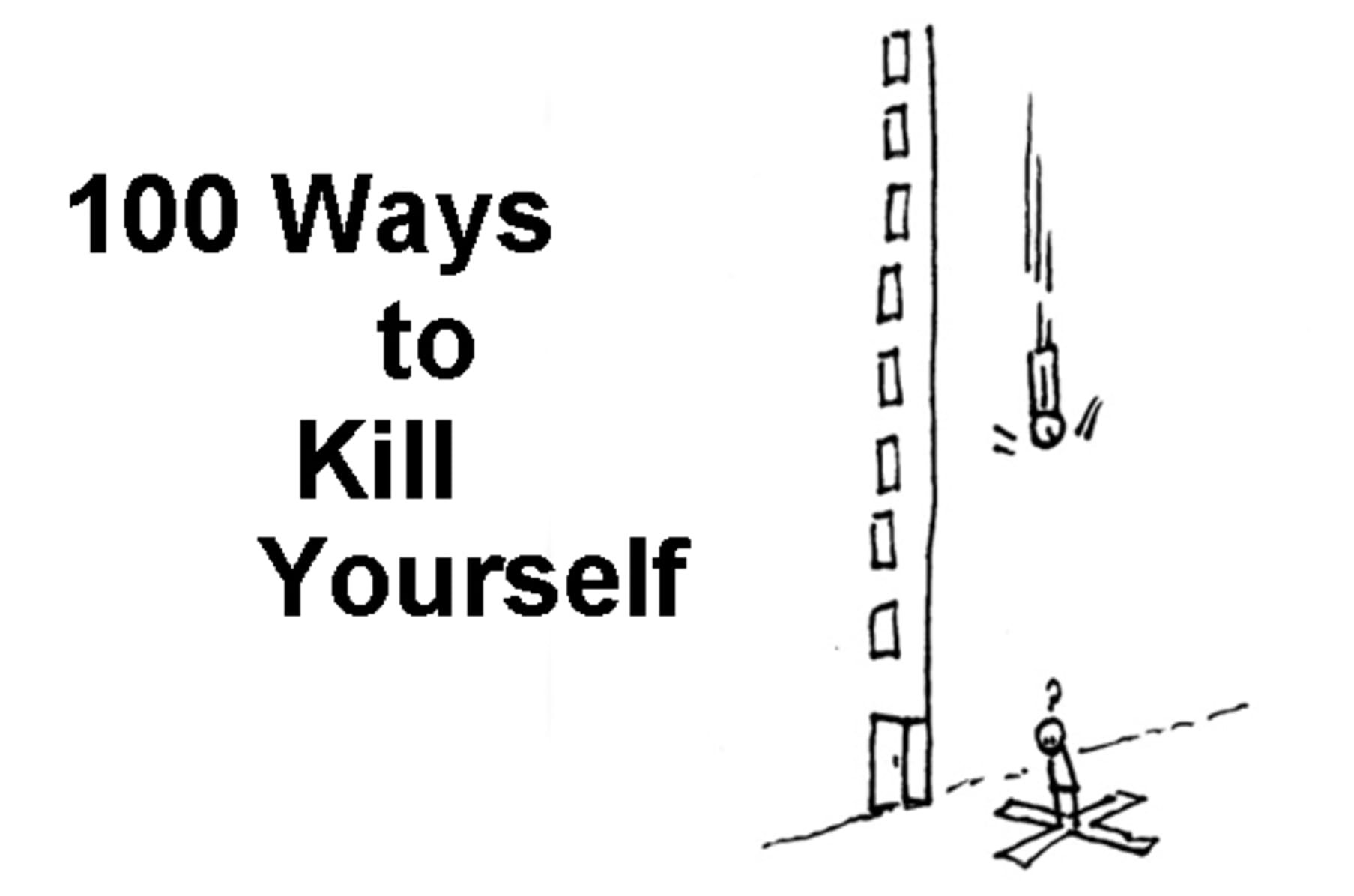 When to kill yourself