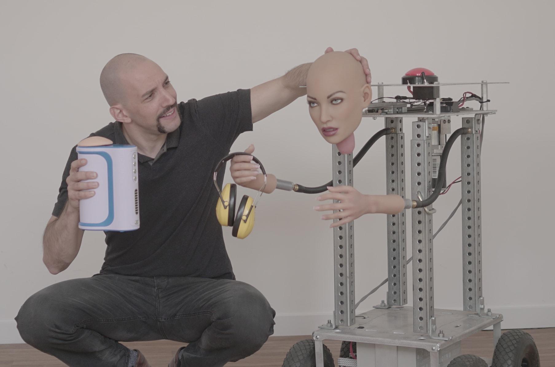 Autoblow Video autoblow a.i. replicates human oral sex techniques   indiegogo