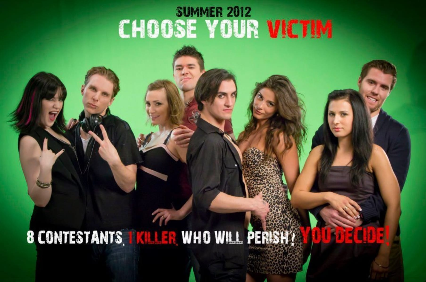 Choose Your Victim