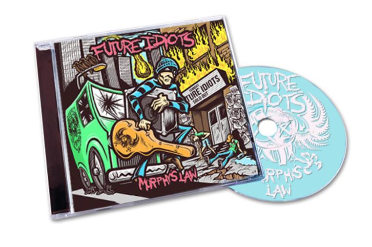 Future Idiots - Murphy's Law Remaster | Indiegogo