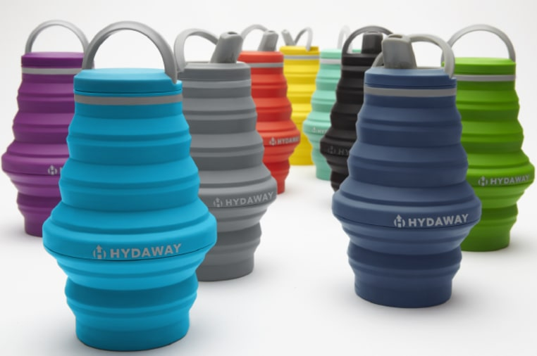 9f40657853 HYDAWAY. The world's most collapsible water bottle   Indiegogo