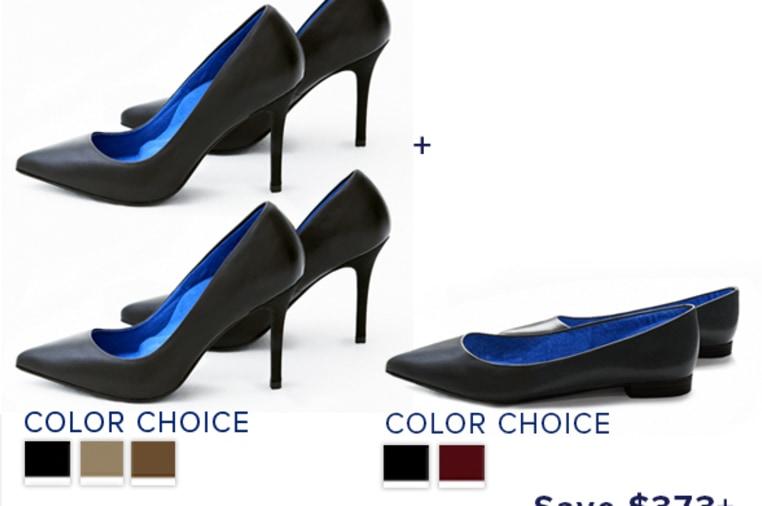 60e35e4a1a6 Hi-Tech Heels & Flats Feel Like Sneakers Inside   Indiegogo