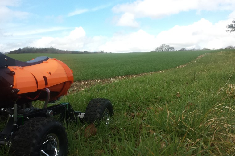 Small Robot Company: green agri-tech farmbots | Indiegogo