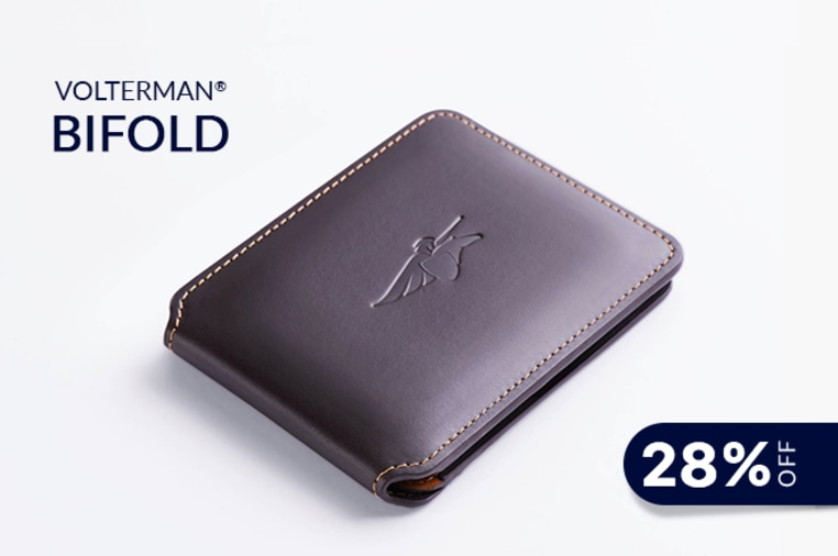 25ea78c388 Volterman - World's Most Powerful Smart Wallet | Indiegogo