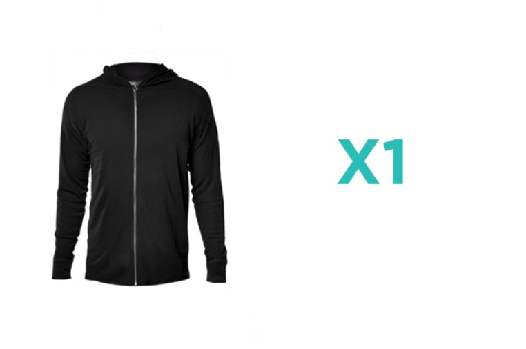fe84f6399 The Compact Travel Hoodie | Indiegogo