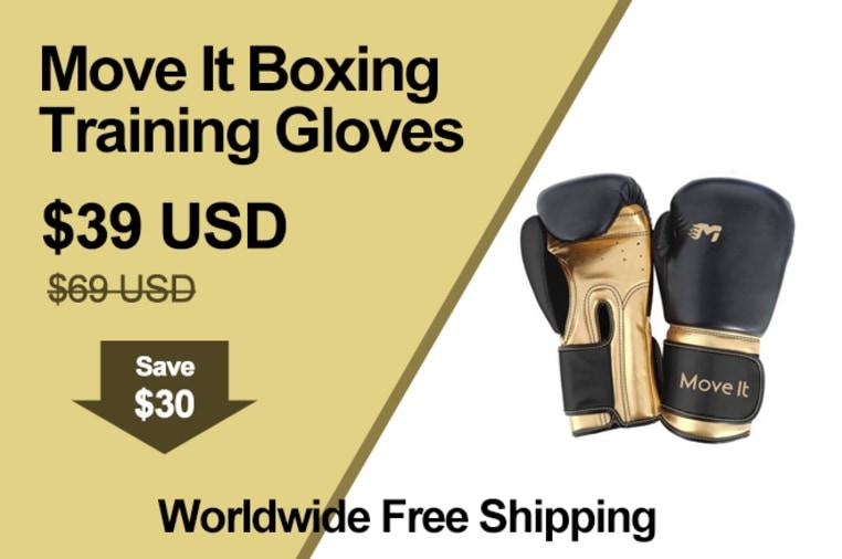 MoveItSpeed : World's 1st Smart Boxing Reflex Bag   Indiegogo