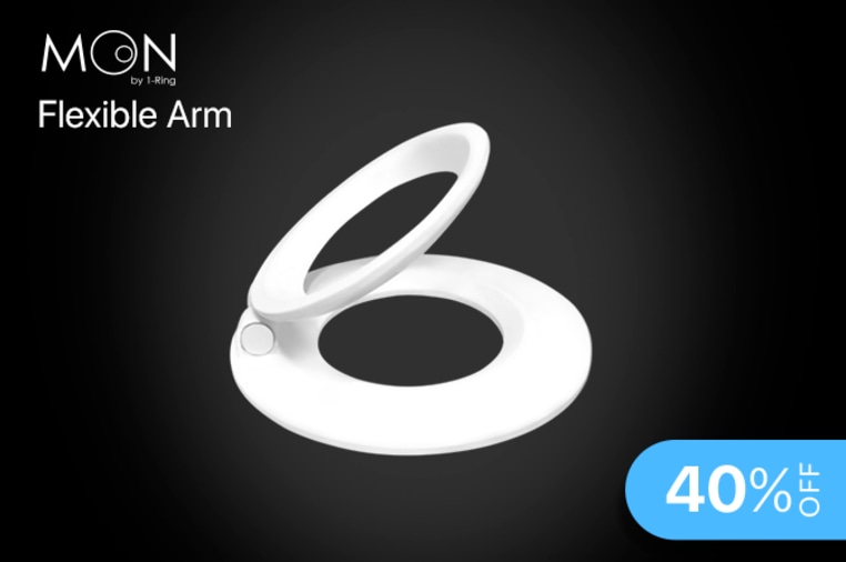 Moon by 1-Ring: World's COOLEST Smart Home Hub | Indiegogo