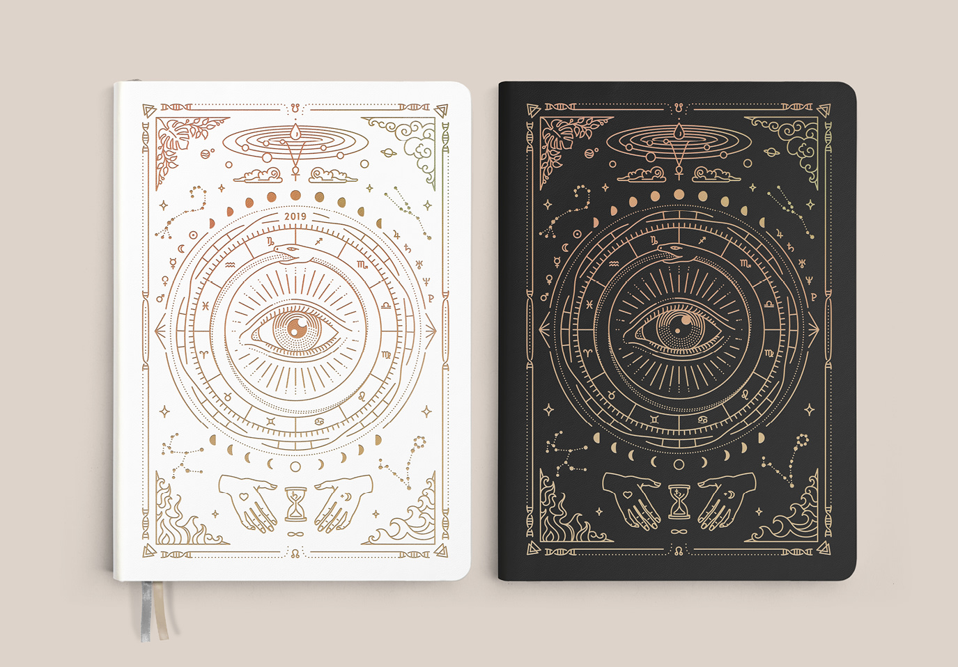 8 Pst To Aest 2019 astrological plannerthe magic of i.   indiegogo