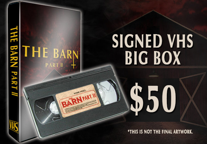 The Barn Part Ii 80s Horror Feature Film Sequel Indiegogo
