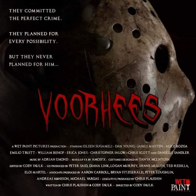 VOORHEES - POST PRODUCTION | Indiegogo